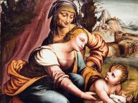 La bottega di Leonardo. Opere e disegni in mostra